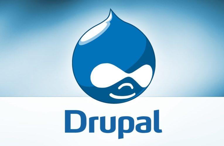 Why You Should Prefer Using Drupal For Website Development