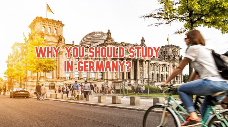 You Should Study In Germany