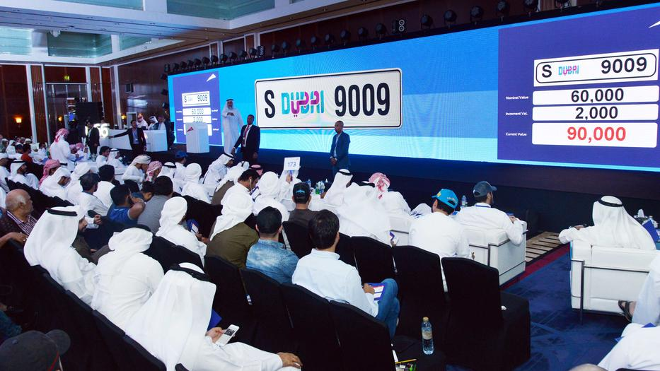 Six Unique Venues in Dubai to Hold Auction Events