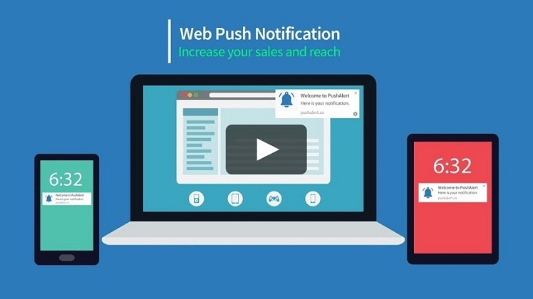 Top 5 Features of Web Push Notifications To Increase Conversions