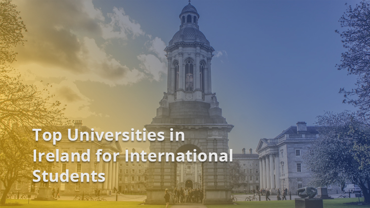 2. top universities in ireland for international students