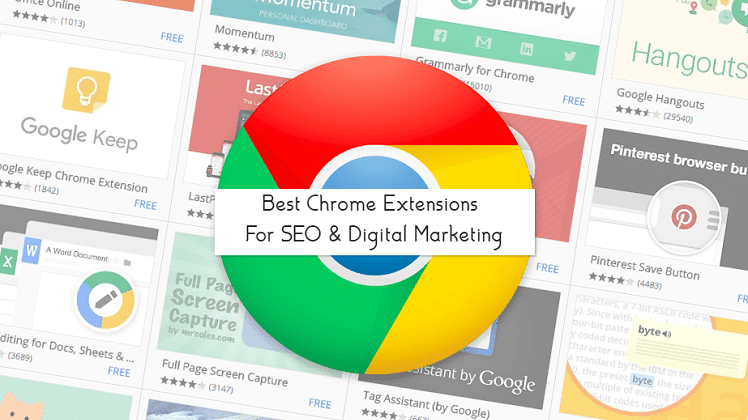 Top Chrome Extensions You Must Use for SEO Optimization And Digital Marketing