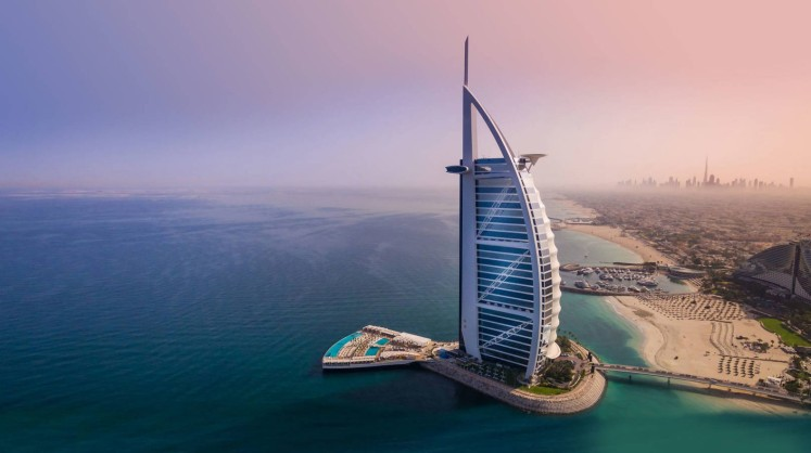 Experiential Event Venues at the Iconic Burj Al Arab, Dubai
