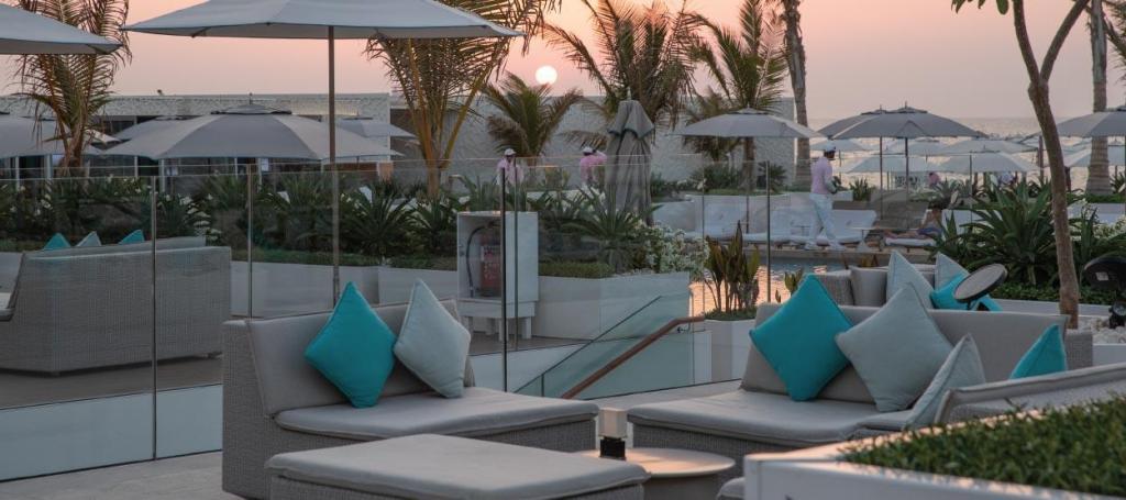 Scape Lounge at Burj Al Arab