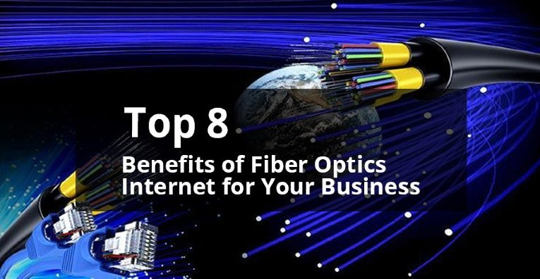 Why Should You Opt Fiber Optic Internet for Your Business?