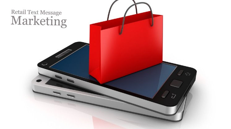 How to Bridge Online and Offline Shopping Gap Through Text Messages?
