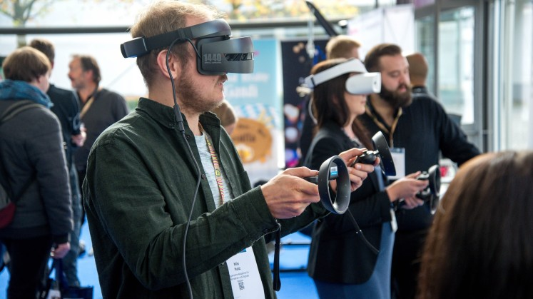 Virtual Reality in Business