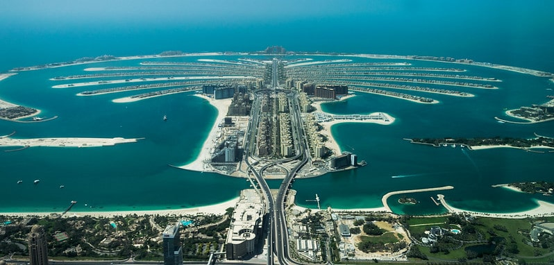 Top Reasons to Spend the Vacation at Palm Jumeirah